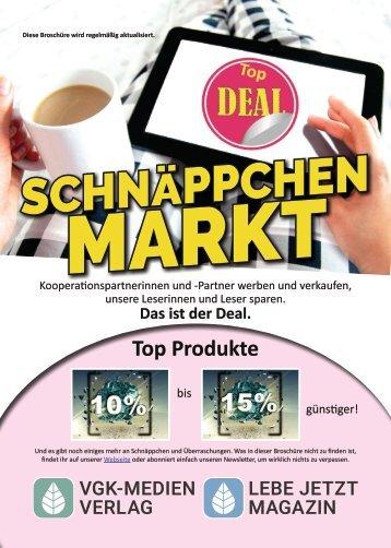 MLL- Schnäppchen - Markt
