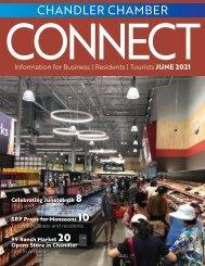 Chandler Chamber Connect Magazine June 2021
