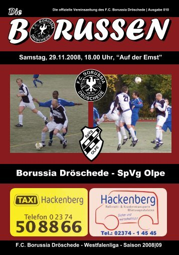 b russen - FC Borussia Dröschede
