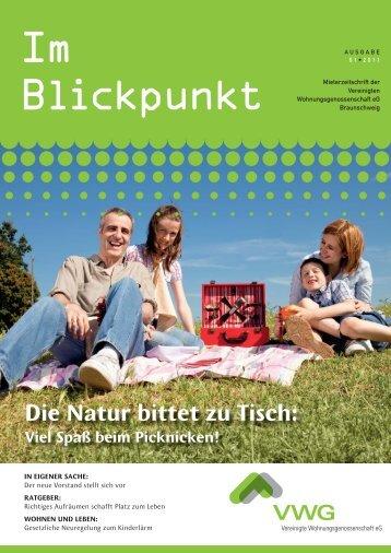 ImBlickpunkt 01.2011 (PDF) - Vereinigten ...