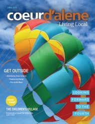 June 2021 Coeur d'Alene Living Local