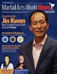 Martial Arts World News Magazine - Volume 21 | Issue 3