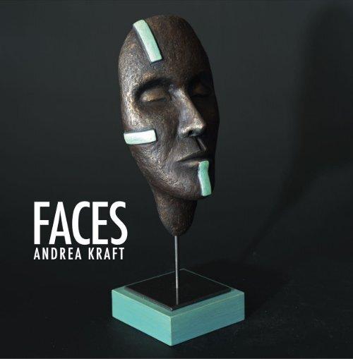 ANDREA KRAFT - »FACES«-  DER KATALOG
