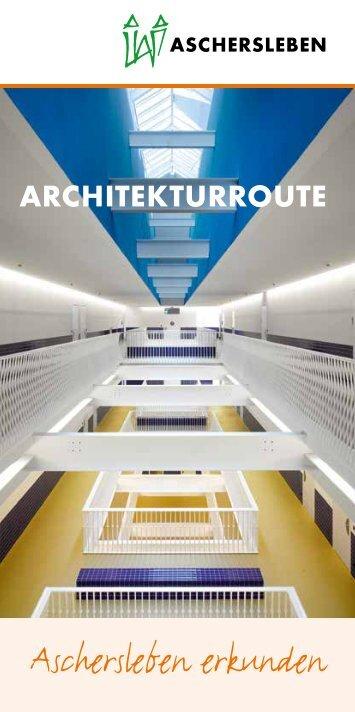 Architekturroute_Aschersleben