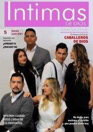 Íntimas de Dios Magazine - Edición Junio 2021