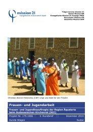 Rundbrief Stegen 3 Sudan Dez 2010 PRINT - Mission 21