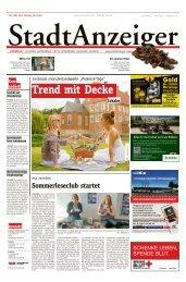Stadtanzeiger Coesfeld kw 23