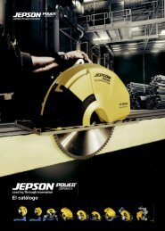JEPSON Power - El Catálogo 2021