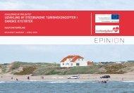 Nulpunktsmåling 2013 - Epinion