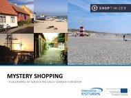 CKT Mystery Shopping Rapport