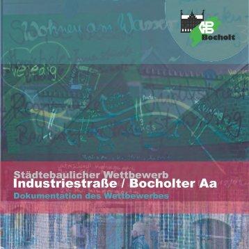 Industriestraße / Bocholter Aa