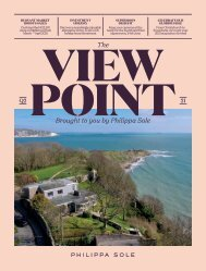 Philippa Sole — The View Point Q2,21