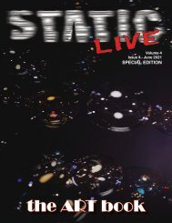 Static Live Magazine June 2021 Special Edition