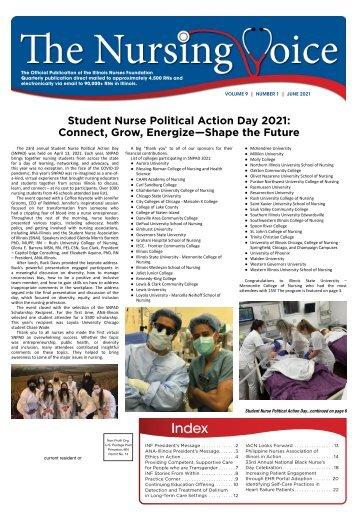 The Nursing Voice - June 2021