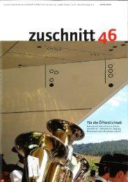 Finanzamt Garmisch-Partenkirchen in Zuschnitt - Juni 2012 - Wiehag
