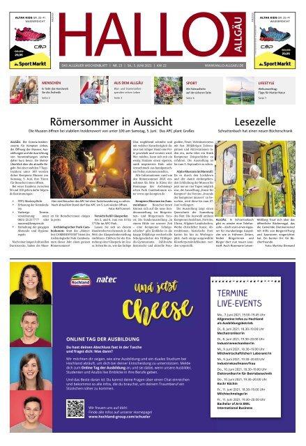 Hallo-Allgäu  vom Samstag, 05.Juni