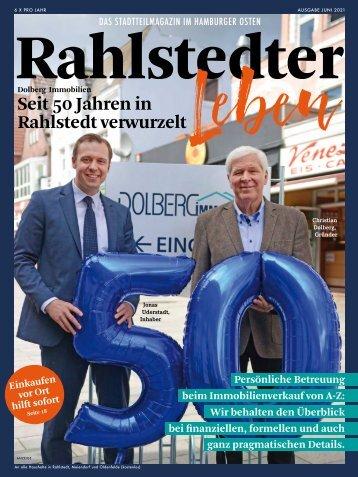 Stadtteilmagazin Rahlstedter Leben