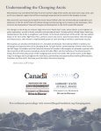 The Changing Arctic - Will Steger Foundation - Page 4