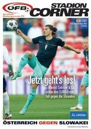 OEFB Stadioncorner Slowakei