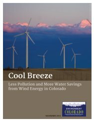 Cool Breeze Less Pollution and More Water Savings from Wind ...