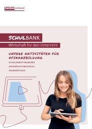 SchulBank - Wirtschaft für den Unterricht