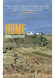 Home by John MacKay sampler
