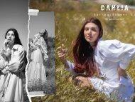 DALHIA, final major Fashion Design project by Roberta Peixoto at Marbella Design Academy.