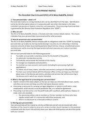 SMR Privacy-Notice May 2018 V1
