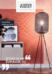 Interliving FREY - SCHÖNER WOHNEN Leuchten 2020 Katalog