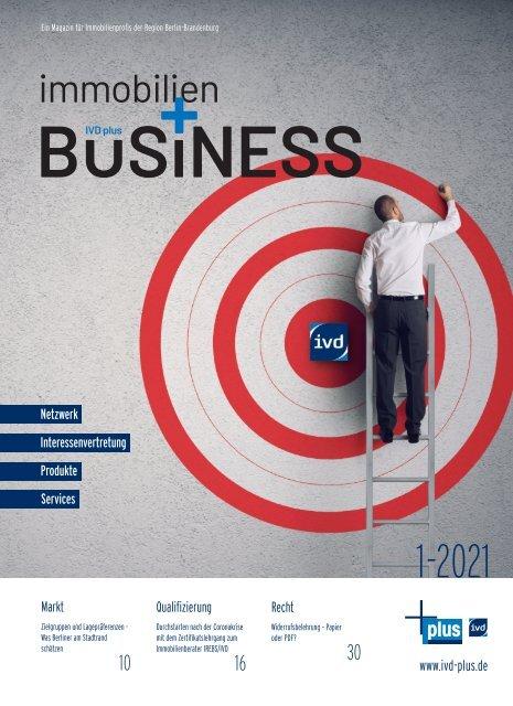 IVD Plus Magazin 2021 - 1