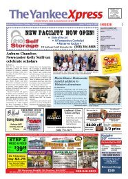 The Yankee Xpress June 11 Issue