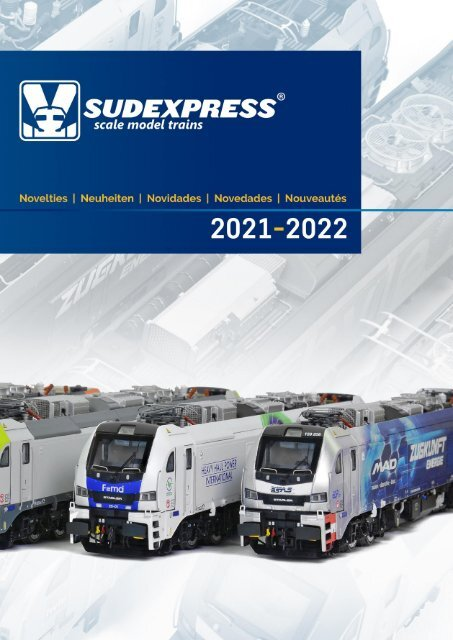 Sudexpress Novelties 2021-2022
