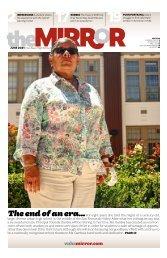 The Mirror   Van Nuys High School   June 2021   Volume 107  Issue 4