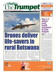 The Trumpet Newspaper Issue 546 (June 2 - 15 2021)