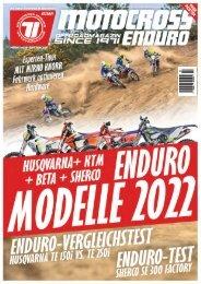 MotocrossEnduro Ausgabe 07/2021