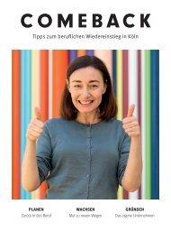 Comeback - Tipps zum beruflichen Wiedereinstieg in Köln
