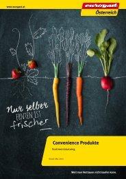 Convenience Produkte Katalog 2021