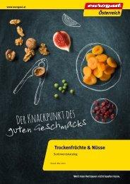 Trockenfrüchte & Nüsse Katalog 2021