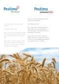 Schädlingsbekämpfung, Holz- & Bautenschutz - Pestimo - Seite 4