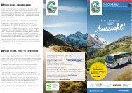 Glocknerbus Folder 2021