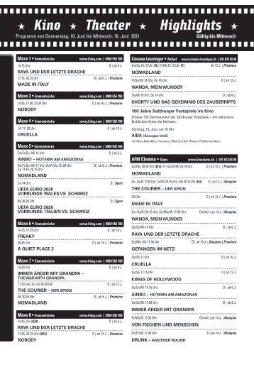 Kino KW23 / 10.06.21