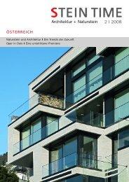 Architektur + Naturstein 2 I 2008 - Vereinigung Österreichischer ...