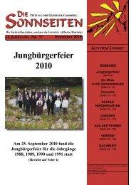 gemeinde - Sonnendörfer - Oberlienz, Thurn, Gaimberg