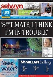 Selwyn Times: June 09, 2021