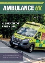 Ambulance UK - June 2021