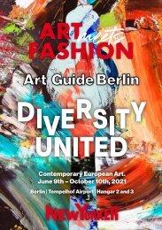 NEW YORKER / Diversity United - Art Guide Berlin (english)