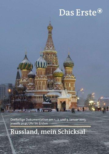 """""""Russland, mein Schicksal"""" als PDF - WDR.de"""