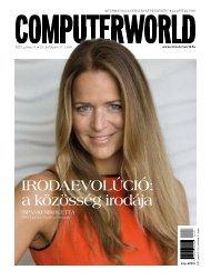 Computerworld magazin 2021.06.09.