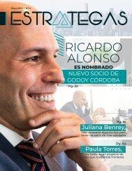 Estrategas - 11va edición - Mayo 2021