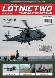 E-wydanie Lotnictwo Aviation International 6/2021